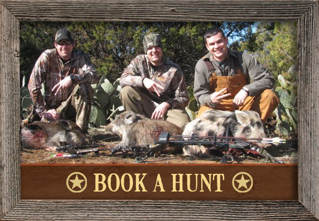 Book A Hunt With Dos Plumas Hunting Ranch
